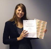 2011 Best paper award for Nadia Rida
