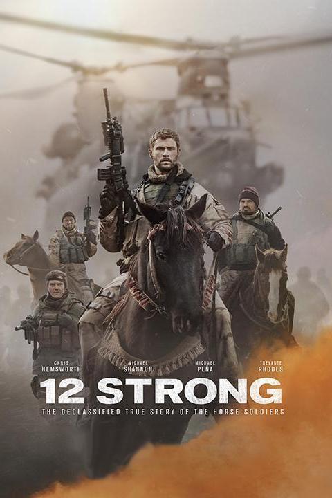Recensie 12 Strong (2018)