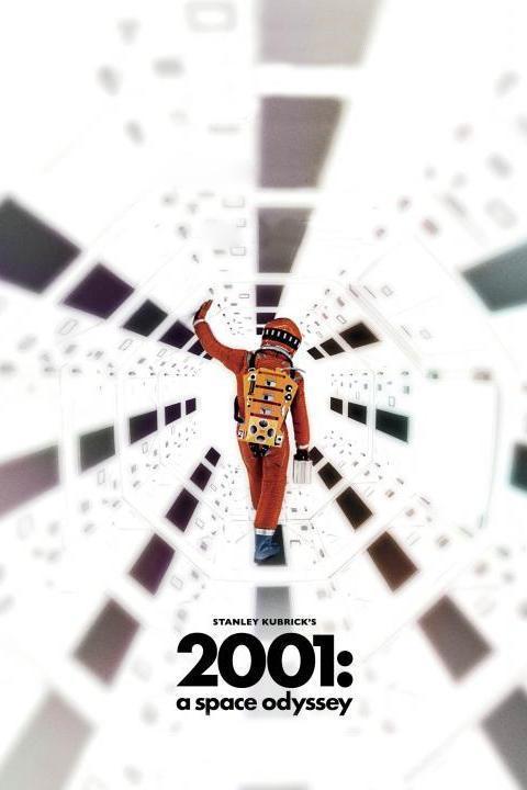 Recensie 2001: A Space Odyssey (1968)