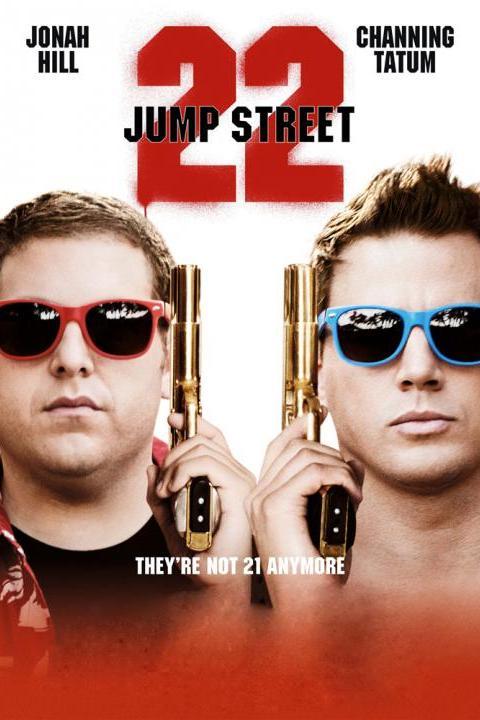 Recensie 22 Jump Street (2014)