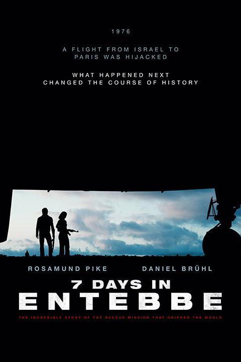Recensie 7 Days in Entebbe (2018)
