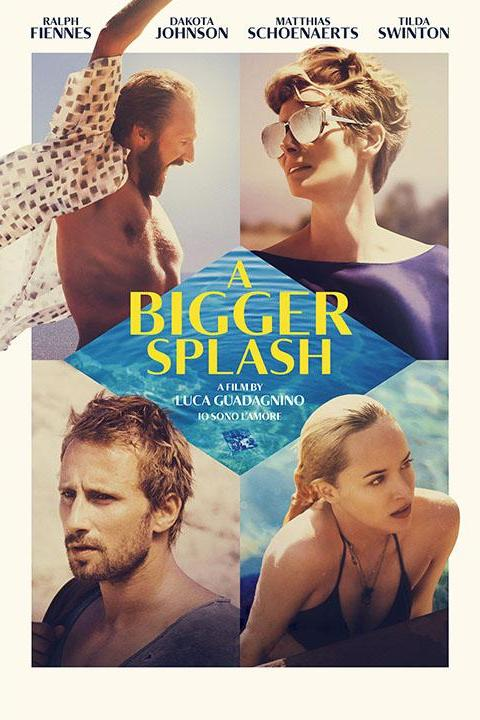 Recensie A Bigger Splash (2016)