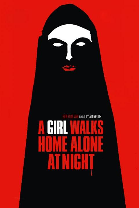 Recensie A Girl Walks Home Alone at Night (2015)