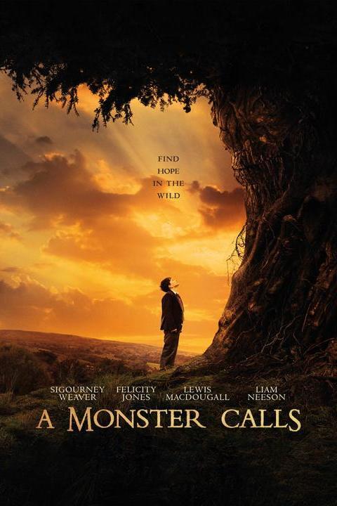Recensie A Monster Calls (2017)