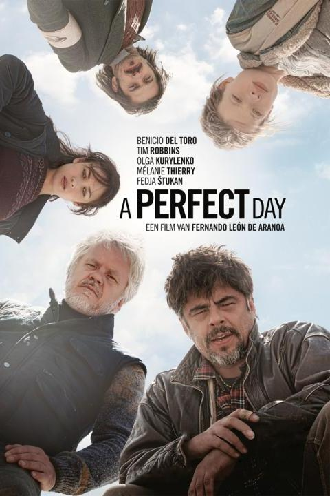 Recensie A Perfect Day (2015)
