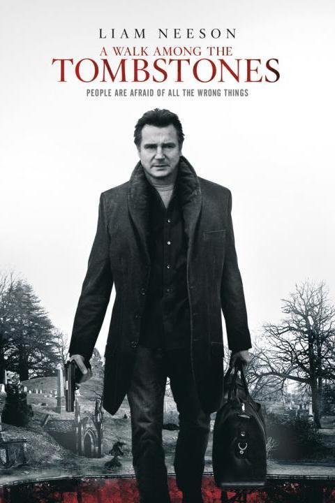 Recensie A Walk Among the Tombstones (2014)