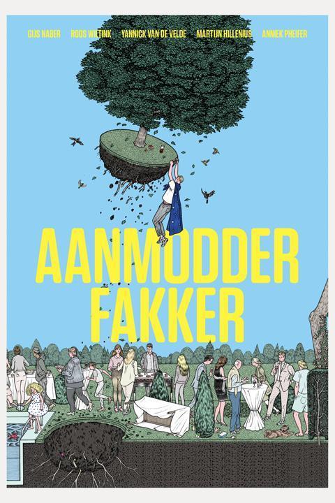 Recensie Aanmodderfakker (2014)