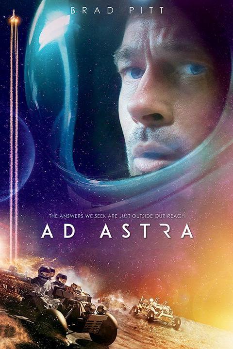 Recensie Ad Astra (2019)