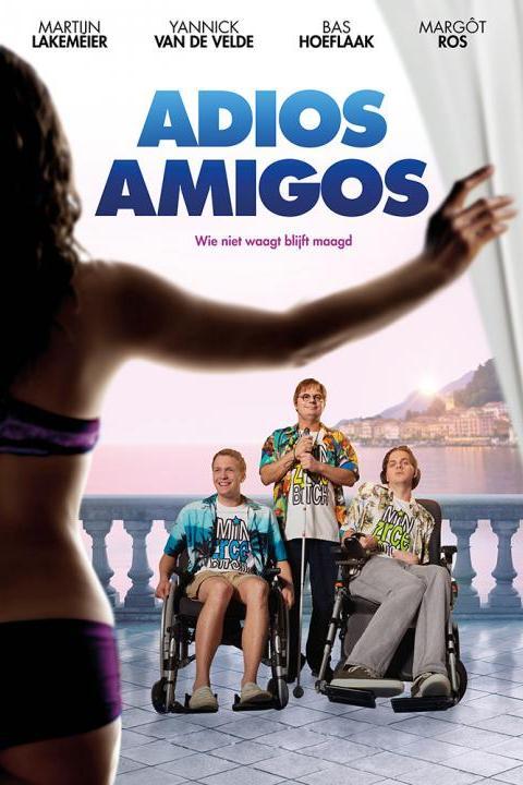 Recensie Adios Amigos (2016)