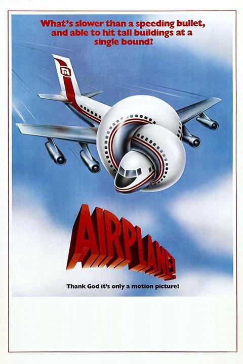 Recensie Airplane! (1980)