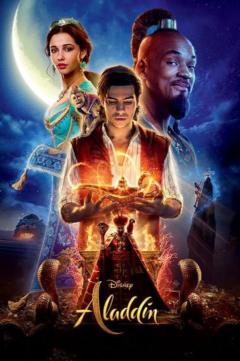 Recensie Aladdin [2019] (2019)