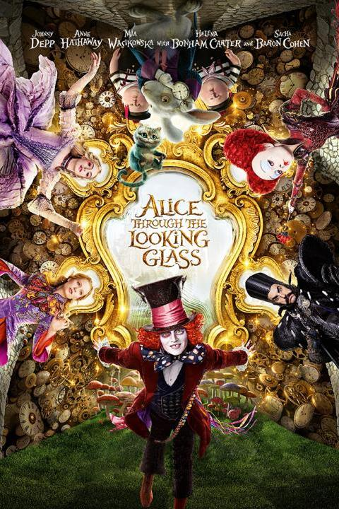 Recensie Alice Through the Looking Glass (2016)