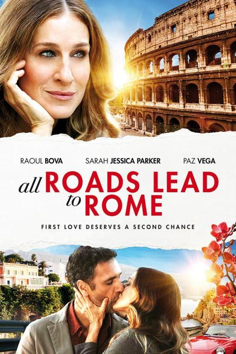 Recensie All Roads Lead to Rome (2016)