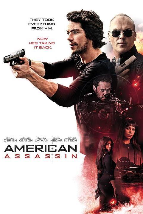 Recensie American Assassin (2017)