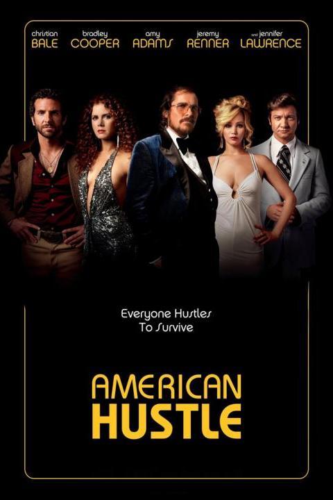 Recensie American Hustle (2014)