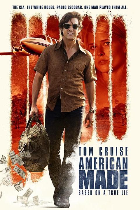 Recensie American Made (2017)