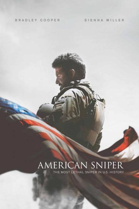 Recensie American Sniper (2015)
