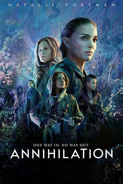 Recensie Annihilation (2018)