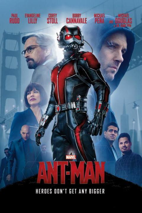 Recensie Ant-Man (2015)