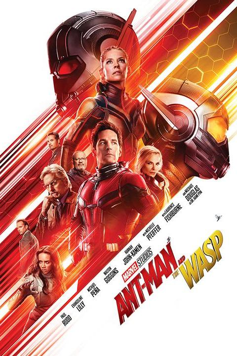 Recensie Ant-Man and The Wasp (2018)