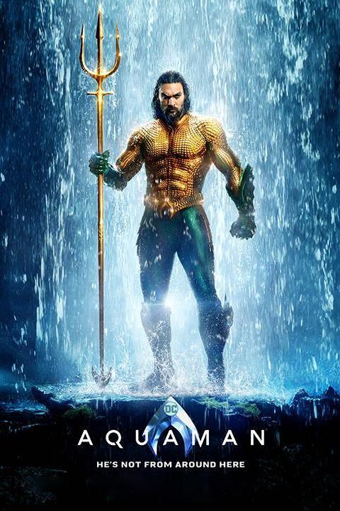 Recensie Aquaman (2018)