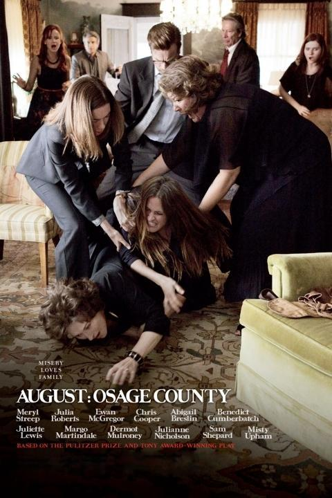 Recensie August: Osage County (2014)