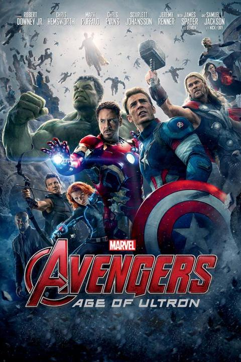 Recensie Avengers: Age of Ultron (2015)