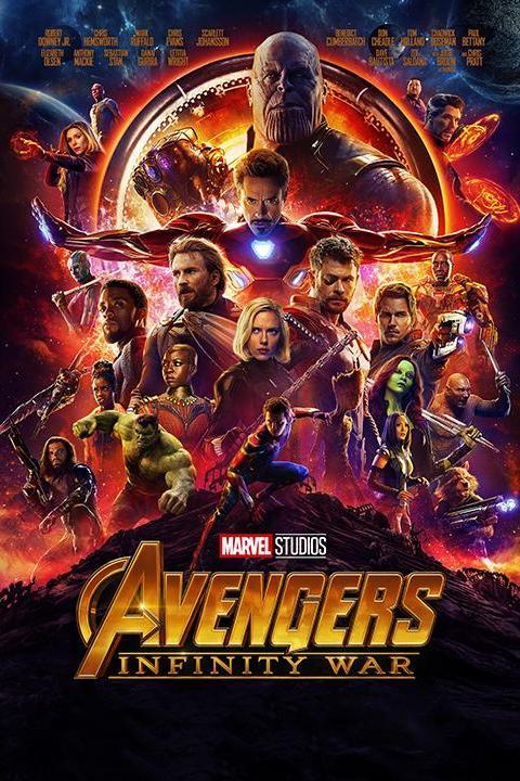 Recensie Avengers: Infinity War (2018)