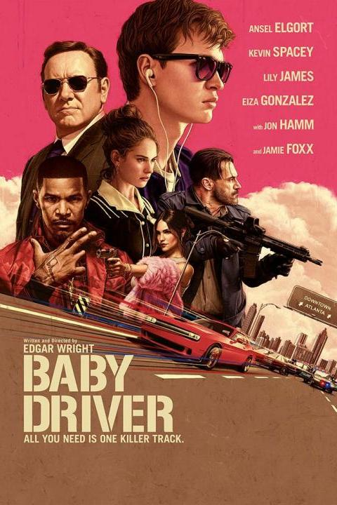 Recensie Baby Driver (2017)
