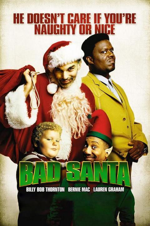 Recensie Bad Santa (2003)