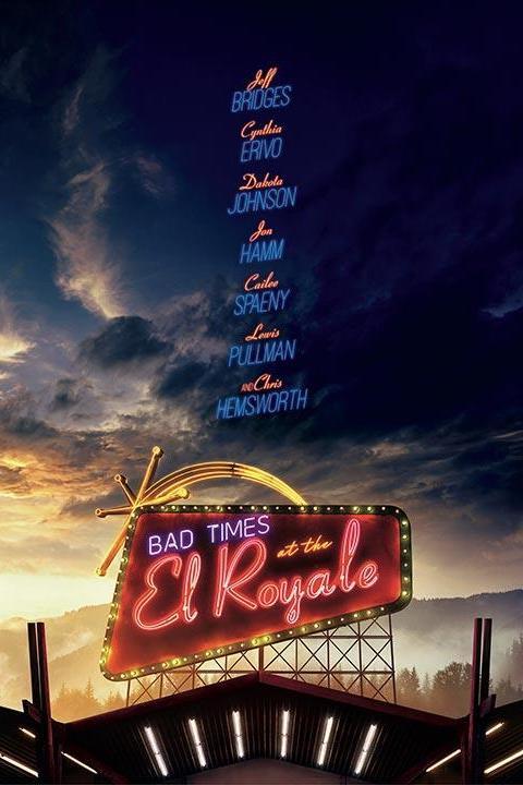 Recensie Bad Times at the El Royale (2018)