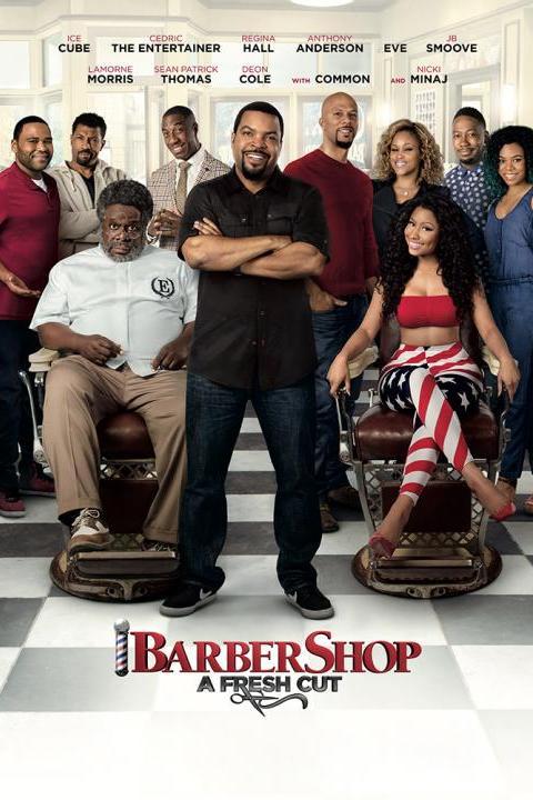 Recensie Barbershop: A Fresh Cut (2016)