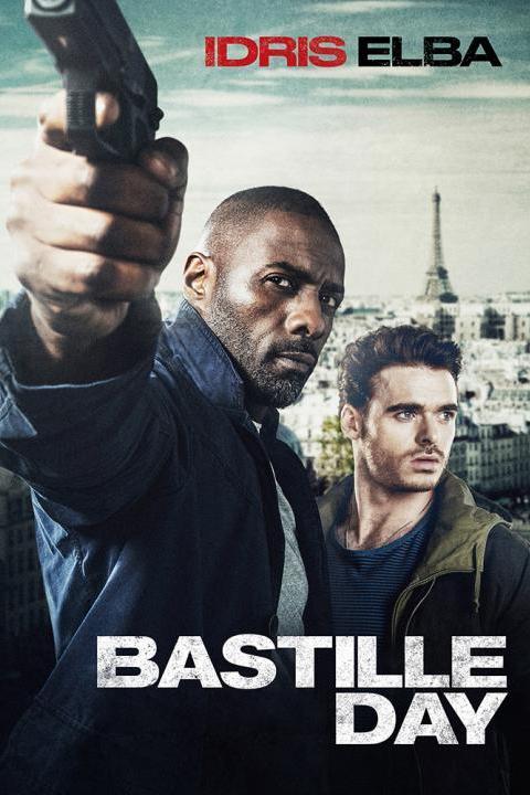 Recensie Bastille Day (2016)