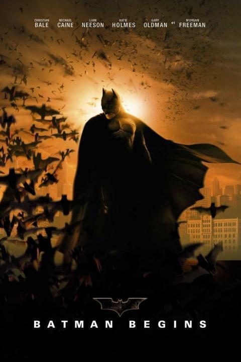 Recensie Batman Begins (2005)