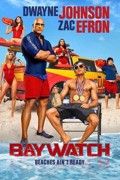 Recensie Baywatch (2017)