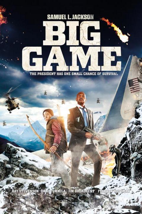 Recensie Big Game (2015)