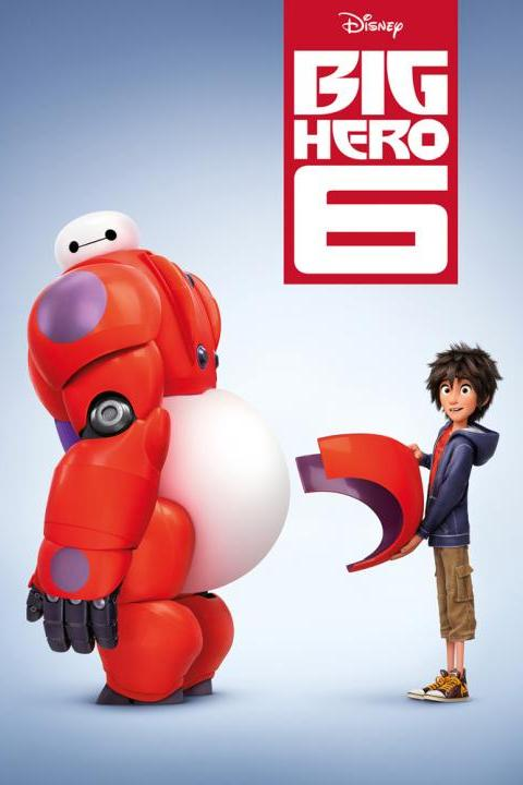 Recensie Big Hero 6 (2015)
