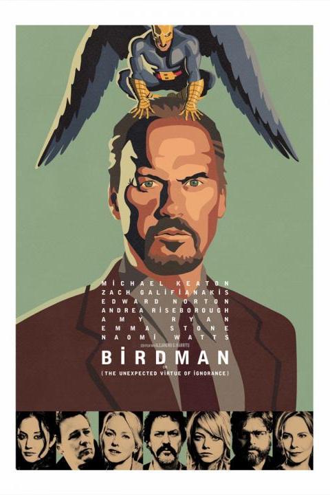 Recensie Birdman (2015)