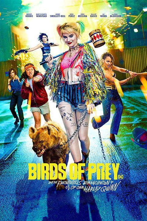 Recensie Birds of Prey (2020)