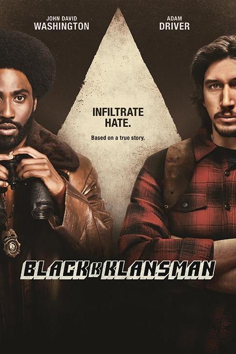 Recensie BlacKkKlansman (2018)