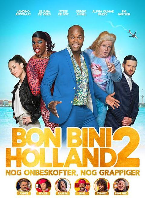Recensie Bon Bini Holland 2 (2018)