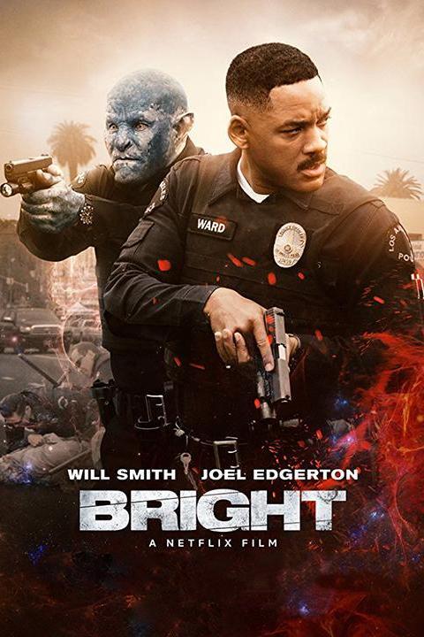 Recensie Bright (2017)