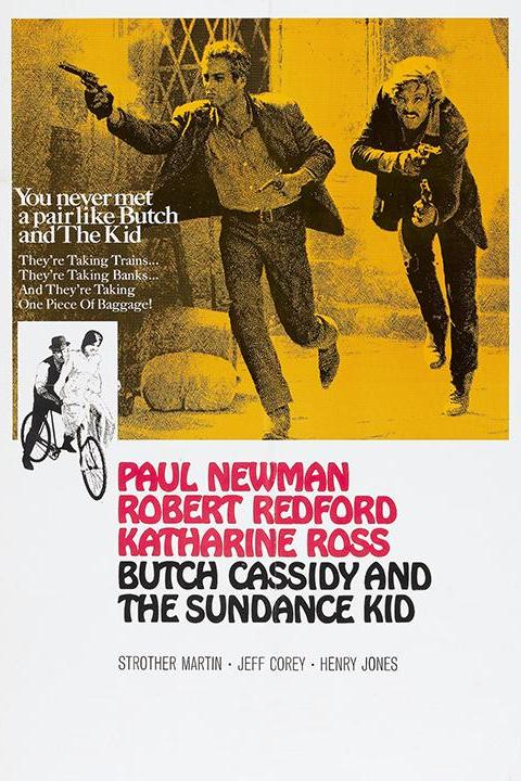 Recensie Butch Cassidy and the Sundance Kid (1969)