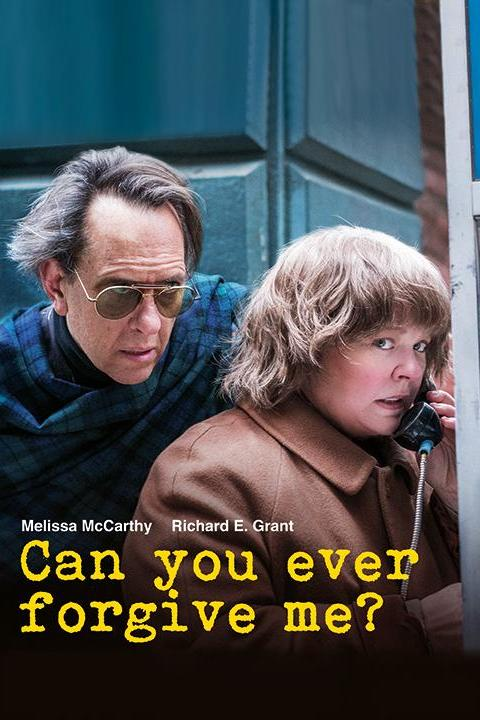 Recensie Can You Ever Forgive Me? (2019)