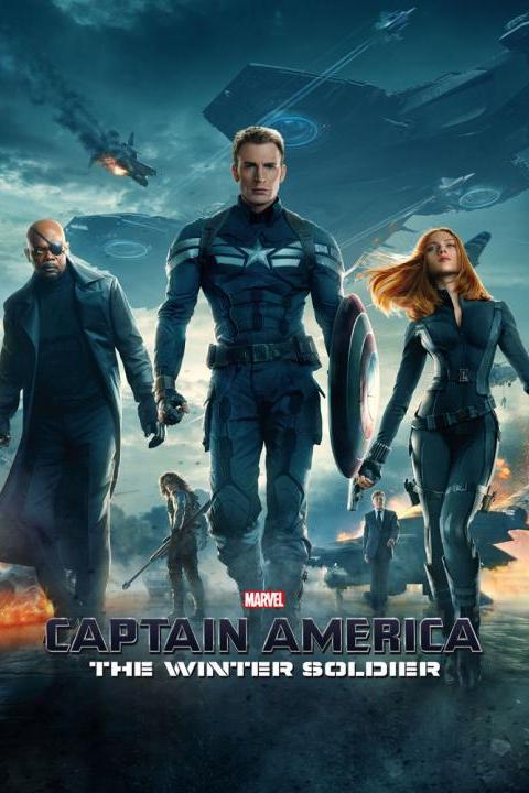 Recensie Captain America: The Winter Soldier (2014)