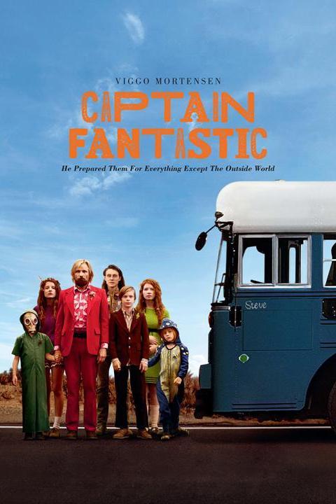 Recensie Captain Fantastic (2016)
