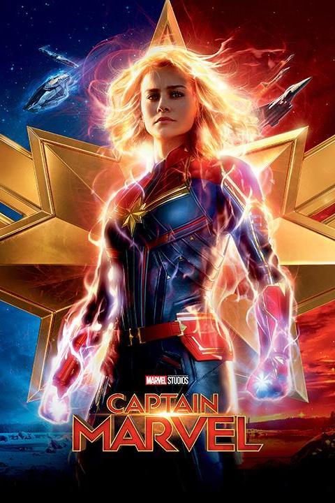 Recensie Captain Marvel (2019)