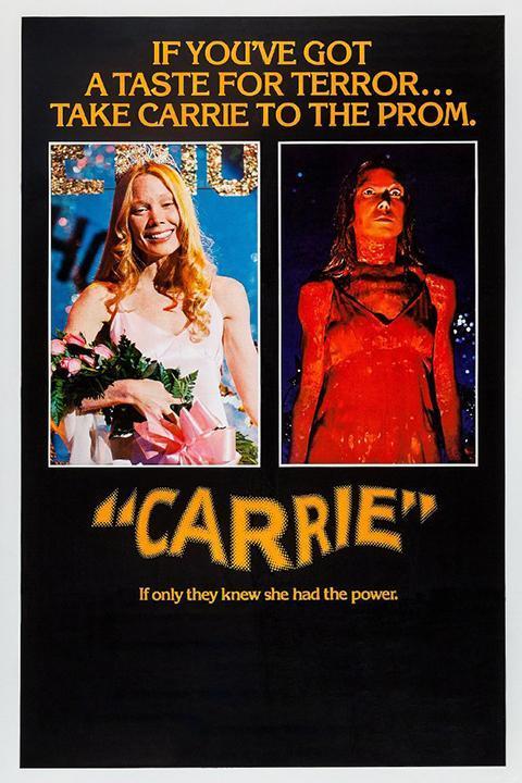 Recensie Carrie [1976] (1976)