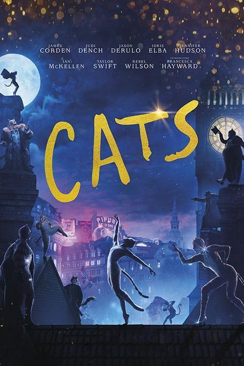 Recensie Cats (2019)