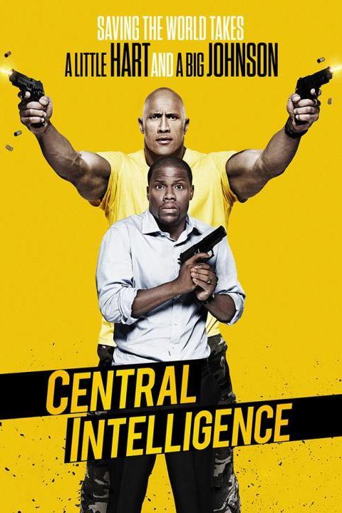 Recensie Central Intelligence (2016)
